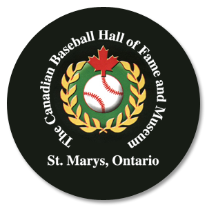 Logo for Canadian Baseball Hall of Fame